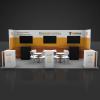 10 X 20 Booth Rental TRE17