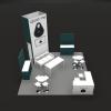 20 x 20 Booth Rental IGL