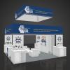 20 x 20 Booth Rental ES18