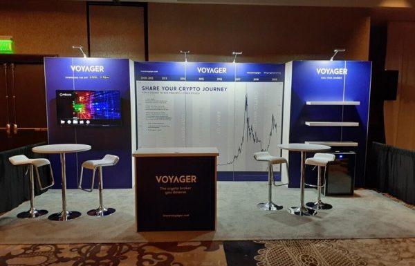 Custom Booth Design 10x20 WCC Las Vegas