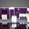 Latakoo 10x20 Custom Booth Rental Design