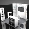 Custom Booth Design 10x10 ConExpo Las Vegas