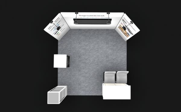 Expo Booth Rental 10x10 Las Vegas