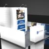 Trade Show Rental Display 10x20 ShotShow