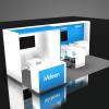 iVideon 10x20 Trade Show Booth Rental Las Vegas