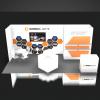 Trade Show Booth Rental 10x20 Las Vegas CONEXPO