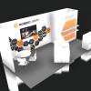 Custom Booth Design 10x20 CONEXPO Las Vegas
