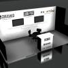 Custom Booth Design 10x20 ASD West Las Vegas