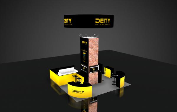 trade show booth rental las vegas