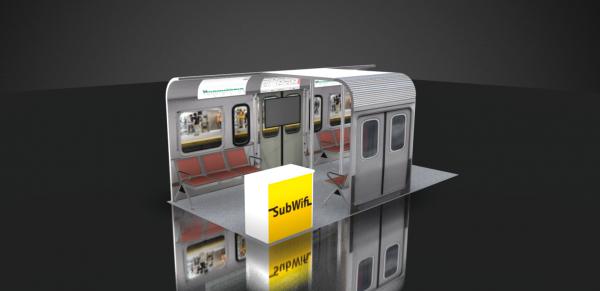 10x20 trade show rental display