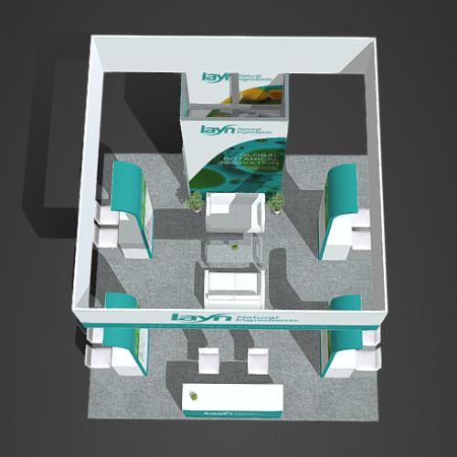 20x20 Booths
