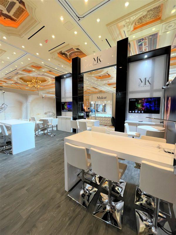 Las Vegas Booth Rental