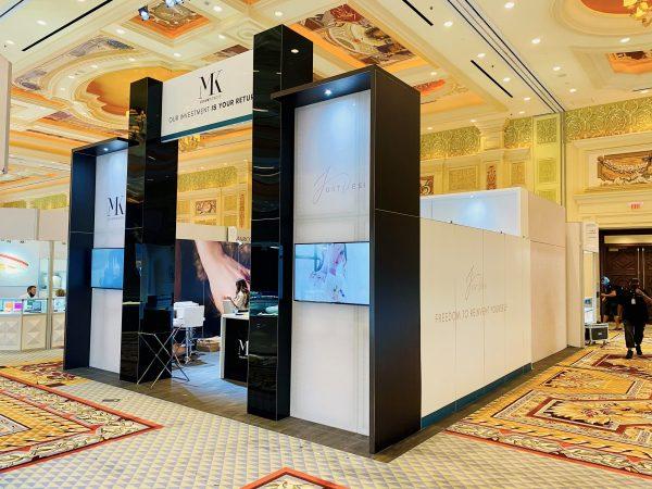 Las Vegas Convention Center Booths