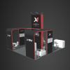 20x20 Booth Rental Las Vegas
