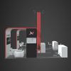Booth Rental in Las Vegas 20x20