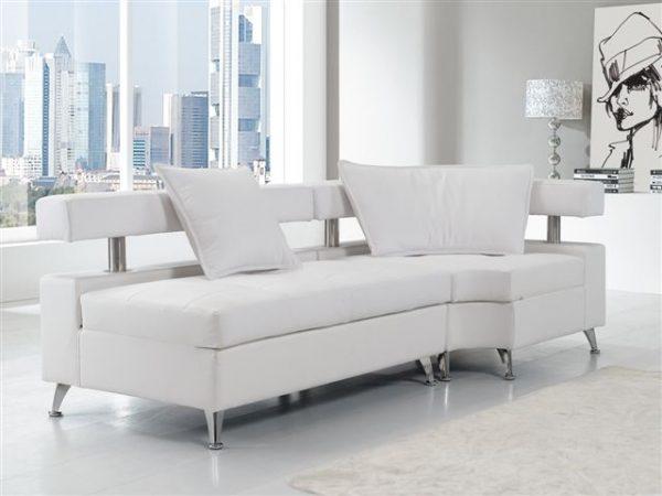 Modular Sectional White