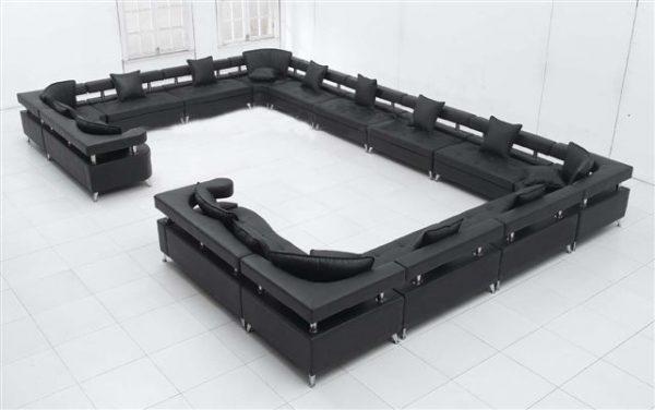 Modular Corner Sectional